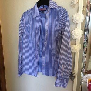 Vineyard Vines striped shirt